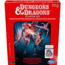 Hasbro Dungeons & Dragons Stranger Things Game