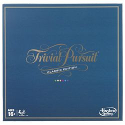 Hasbro Trivial Pursuit Game