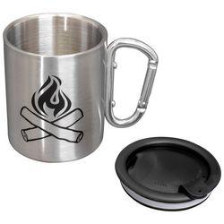 Iron & Glory by Luckies Stainless Steel Camping Mug
