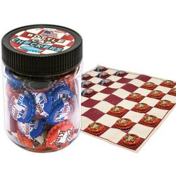 Channel Craft Bottle Cap Checkers Game