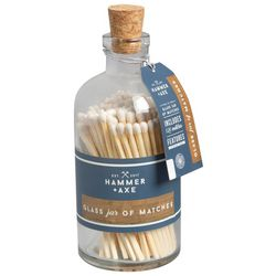 Hammer + Axe 120-pc. Jar of Matches