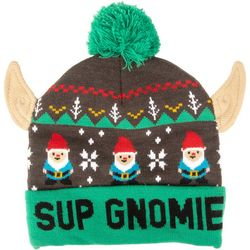 Wembley Holiday SUP GNOME Light-up Beanie