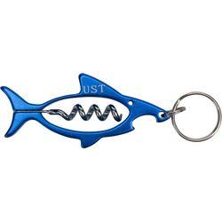 UST Shark Corckscrew Keychain