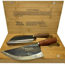 Verve Culture Thai Moon Knife Set