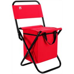 Avalanche Outdoor Folding Chair with Cooler