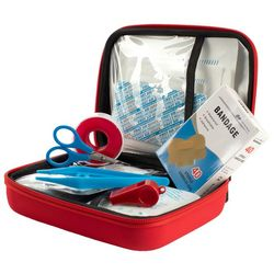 Car and Driver 85 Piece Portable First Aid Kit