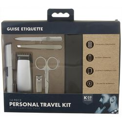Guise Etiquette Mens 14-pc. Personal Travel Kit