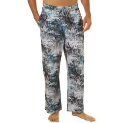 Reel Legends Mens Palm Rainbow Pajama Pants