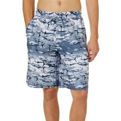 Reel Legends Mens Swimming Tuna Pajama Shorts