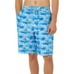 Reel Legends Mens Barracuda Invasion Pajama Shorts