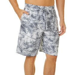 Reel Legends Mens Palms Pajama Shorts