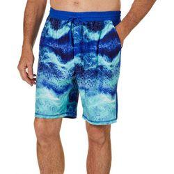 Reel Legends Mens Generated Skin Pajama Shorts