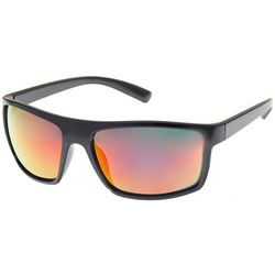 Reel Legends Mens Mirrored Lens Sunglasses