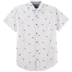 Stars & Stripes Mens Americana Short Sleeve Shirt