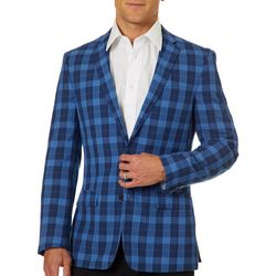 Buffalo by David Bitton Mens Plaid Sport Jacket