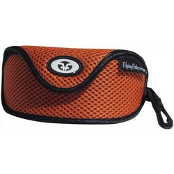 Flying Fisherman Mens Sunglass Case with Clip