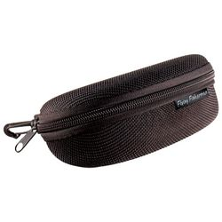 Flying Fisherman Mens Sunglass Case Zipper Shell
