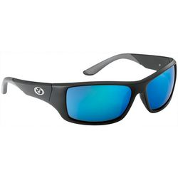 Flying Fisherman Mens Triton Polarized Mirror Sunglasses