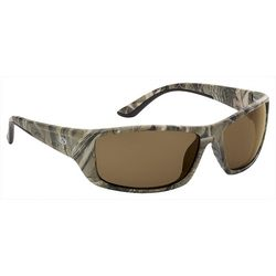 Flying Fisherman Mens Buchanan Polarized Camo Sunglasses