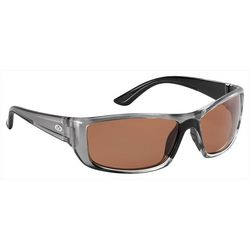 Flying Fisherman Mens Buchanan Polarized Crystal Sunglasses