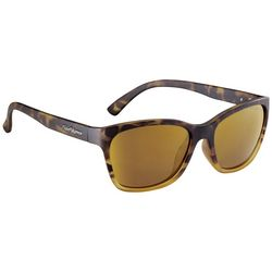Flying Fisherman Mens Ripple Gold Mirror Sunglasses