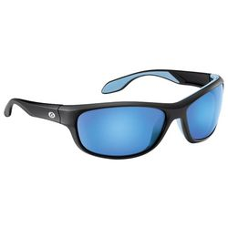Flying Fisherman Mens Cayo Smoke Blue Sunglasses