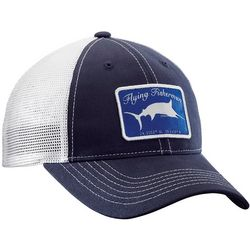 Flying Fisherman Mens Marlin Trucker Hat