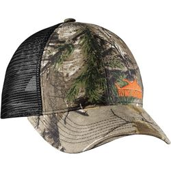 Flying Fisherman Mens Tuna Camo Trucker Hat