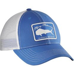 Flying Fisherman Mens Mahi Blue Trucker Hat
