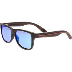 Earth Wood Mens Solana Polarized Sunglasses