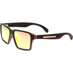 Earth Wood Mens Piha Polarized Sunglasses
