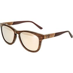 Earth Wood Mens Cove Polarized Sunglasses