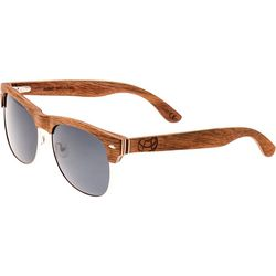 Earth Wood Mens Moonstone Polarized Sunglasses