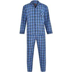 Hanes Mens Ultimate Plaid Woven Pajama Set