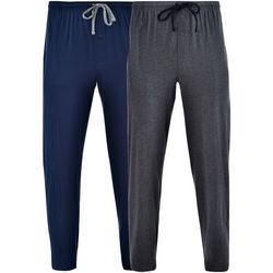 Hanes Mens Ultimate 2-pk Knit Lounge Pants