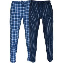 Hanes Mens Ultimate 2-pk X-Temp Blue Lounge Pants