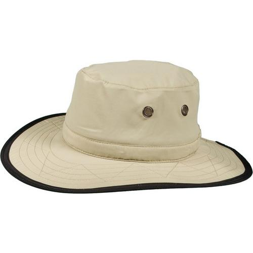 Dorfman Pacific Mens Supplex Boonie Hat  1e39fbcce