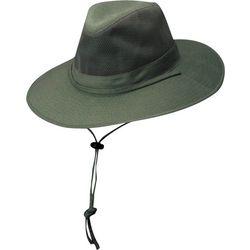 Scala Mens Solarweave Mesh Safari Hat