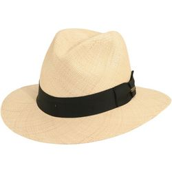 Scala Mens Panama Safari Hat
