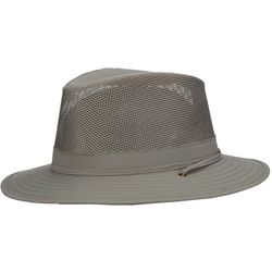 Stetson Mens Mesh Safari Hat