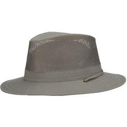 Stetson Mens Mesh Safari Hat