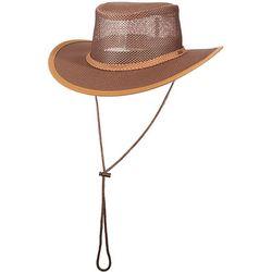Stetson Mens Grand Canyon Mesh Safari Hat