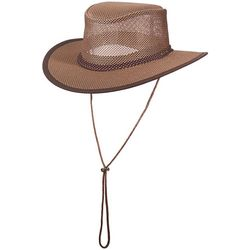 Stetson Mens Grand Canyon Mesh Safari Hat