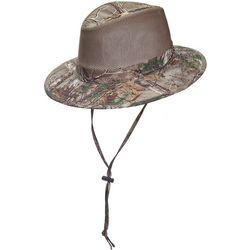 Stetson Mens Realtree Xtra Camo Safari Hat