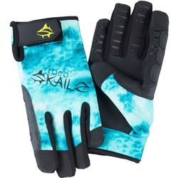 Loco Skailz Mens Icy Grouper Performance Fishing Gloves
