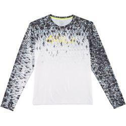 Loco Skailz Mens Submerged Salmon T-Shirt