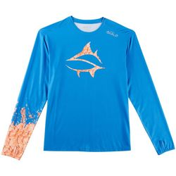 Loco Skailz Mens Submerged Redfish T-Shirt