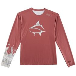 Loco Skailz Mens Submerged Grouper T-Shirt