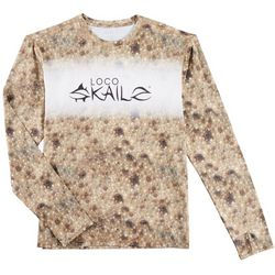 Loco Skailz Mens Second Skin Extreme Flounder T-Shirt