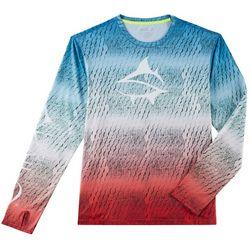 Loco Skailz Mens Extreme Skailz Americana Crew T-Shirt